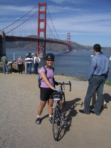 Bike Ride San Fran to LA